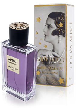 lady wood ambre argentee